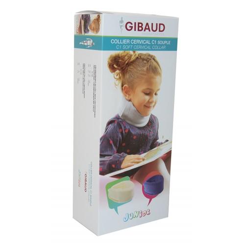 6629 Gibaud Μαλακό Αυχενικό Κολάρο, παιδικό